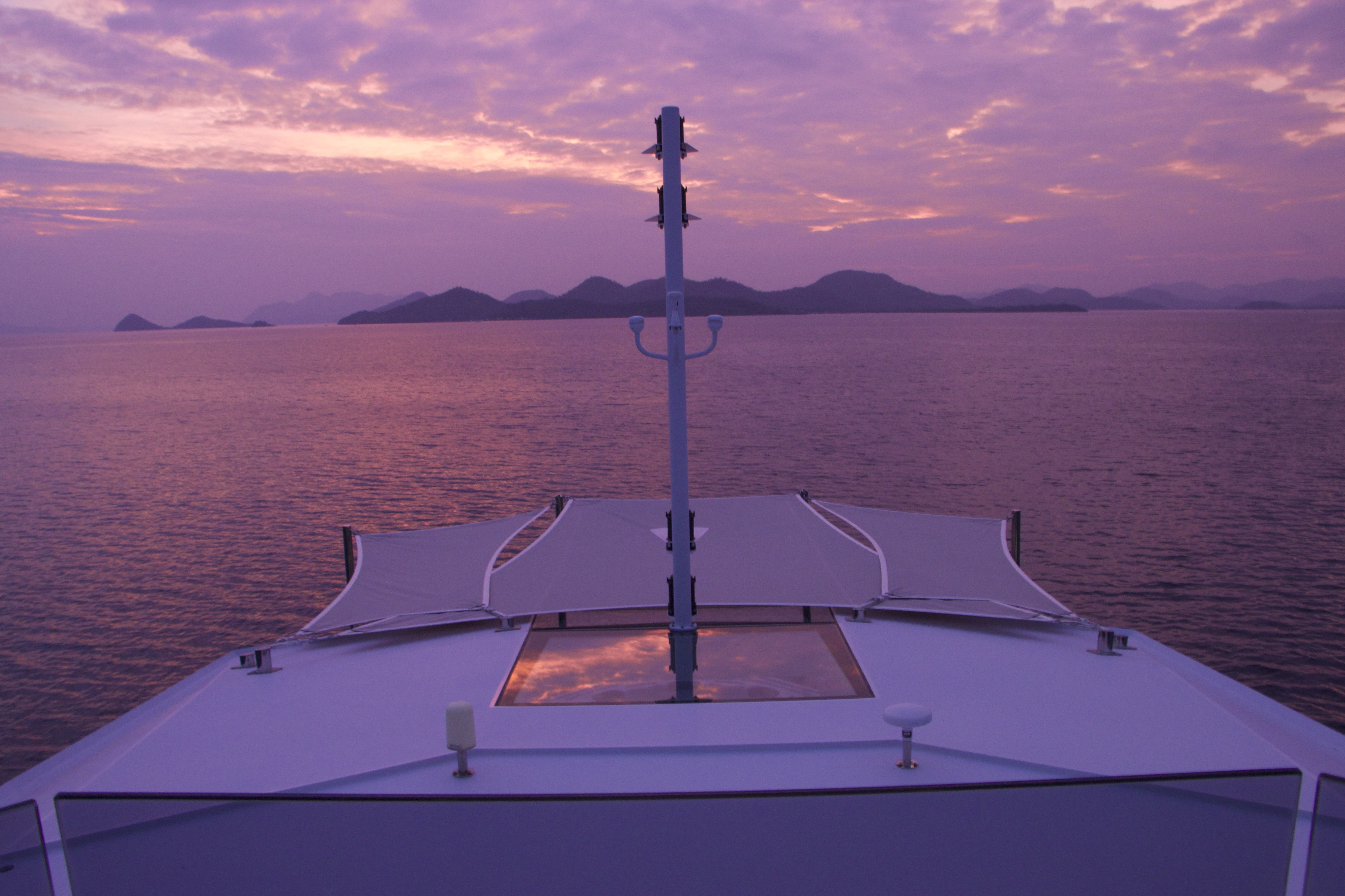 Searching for Work on Yachts Super Mega
